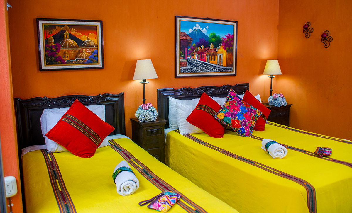 Single-Double-Hotel-Room-Antigua-Guatemala