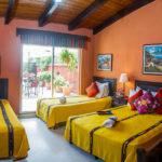 triple rooms in antigua guatemala