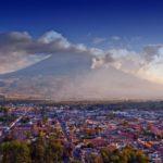 Agua Volcano View