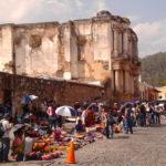 el carmen ruins and market