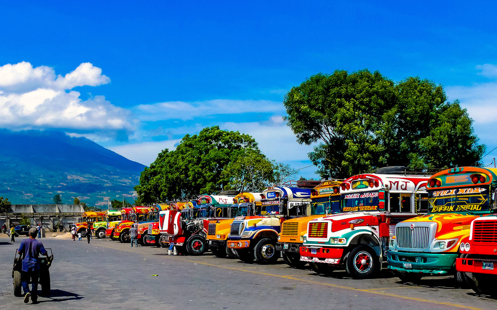 Information And History About Antigua Guatemala And Budge