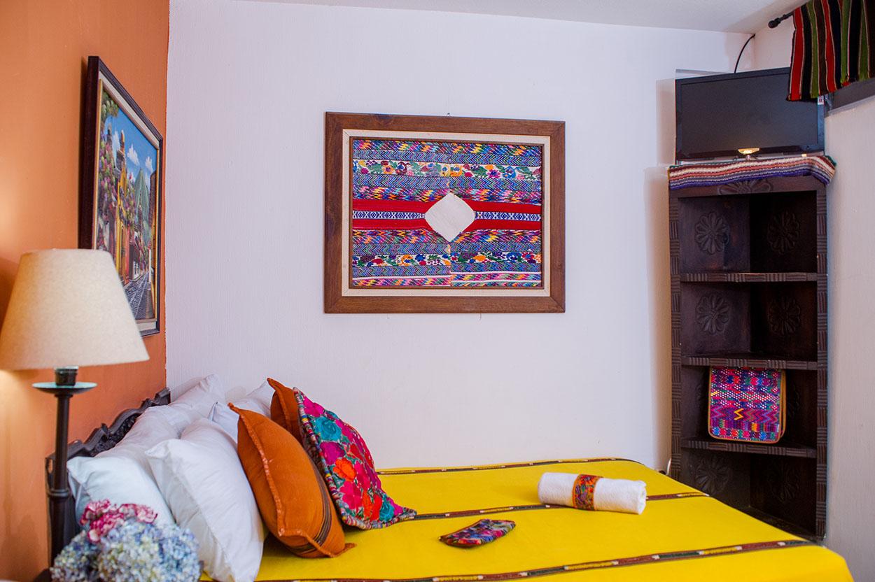 Guatemalan Hotel Rooms