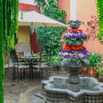 Front Patio Fountain