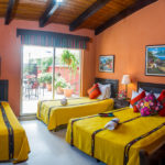 triple rooms in antigua guatemala