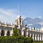 a glance at antigua guatemala
